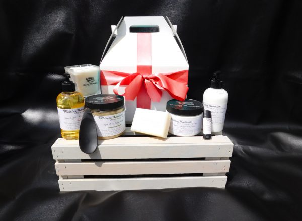 Gift Box - Full Size - Red